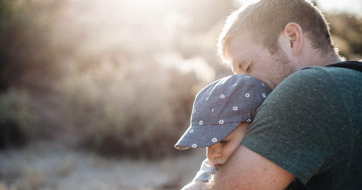 Γίνετε εσείς πρότυπο πρότυπο για το παιδί σας